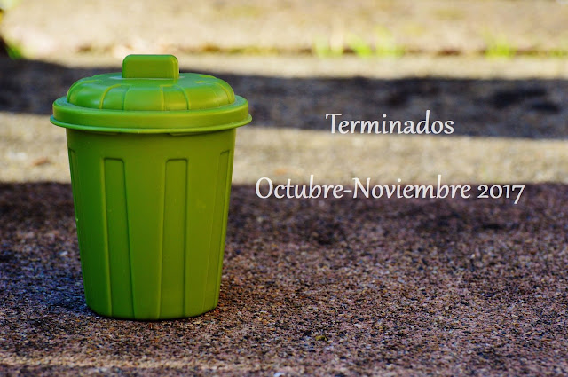 Terminados Octubre-Noviembre 2017