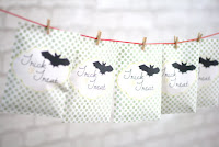 DIY Halloweenbeutel als gratis Download 2013. titatoni.de