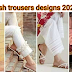 60 stylish trousers designs 2021-2022- trouser design 2020 pics- latest trouser design 2021
