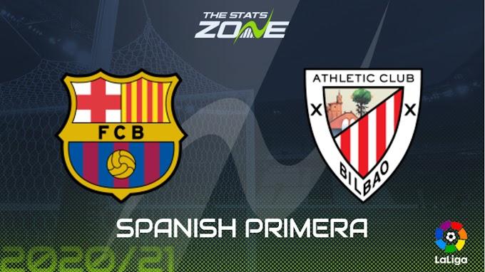 مشاهدة مباراة برشلونة و أتلتيك بيلباو بث مباشر