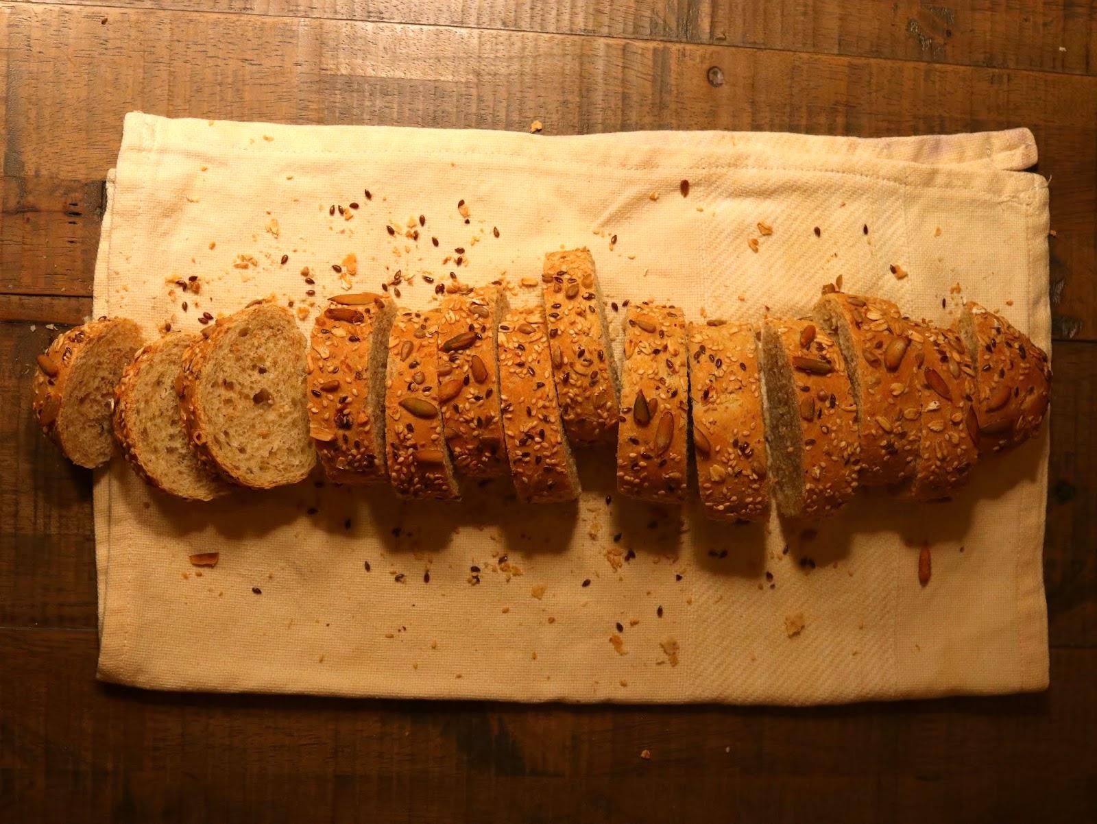 El baguette, un pan histórico y delicioso