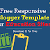 Top 10 Best Free Responsive Blogger Template for Education Sites (2020)