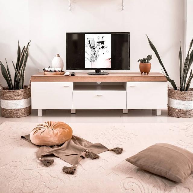 Furniture Multifungsi untuk Ruang Tamu Sederhana