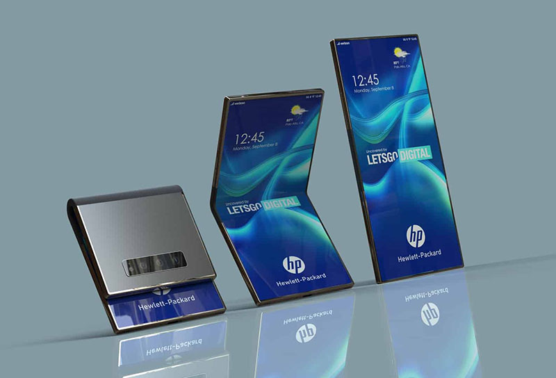 HP to launch Foldable Phone in competition with Samsung Galaxy Z Flip
