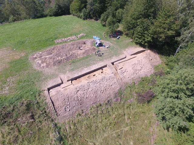 Unique 4,000 year old house discovered in Poland