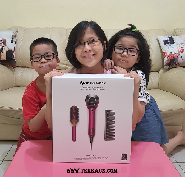 Dyson Supersonic Hair Dryer For Mother's Day Gift