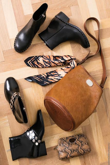 Moda en accesorios, carteras, mochilas, bolsos, billeteras invierno 2017 by Uma. Moda 2017.