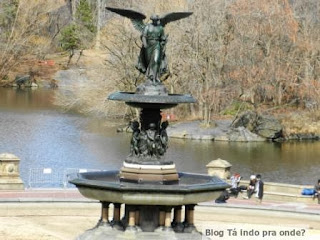 Bethesda Fountain no Central Park