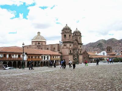 Portal de los Belenes, Cusco, Perú, La vuelta al mundo de Asun y Ricardo, round the world, mundoporlibre.com