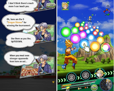 DRAGON BALL Z DOKKAN BATTLE 2.8.2 APK TERBARU MOD