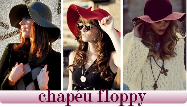 1e7551a0e75c0 Outro chapéu cheio de história é o floppy(nome cute