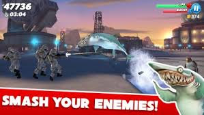 Hungry Shark World Mod APK v1.7.2 Update APK + Data (Mega Mod) Terbaru 2016