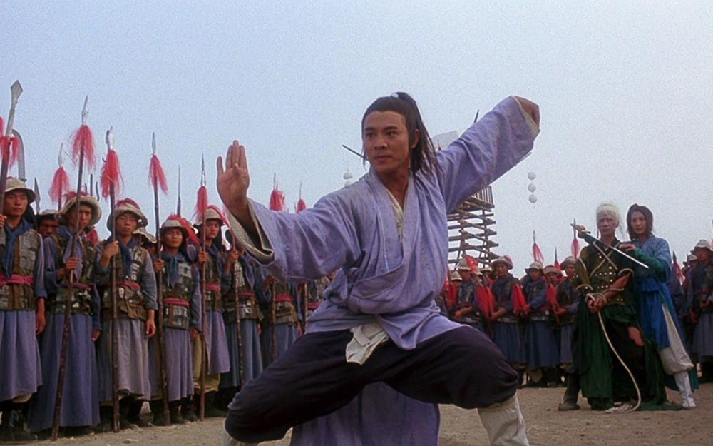 Tai Chi Master: 1993
