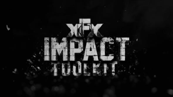 Videohive Impact Toolkit – Title & Logo Intro Maker 28188304