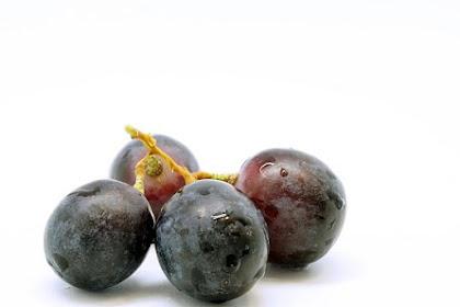 9 Manfaat biji anggur untuk kesehatan tubuh