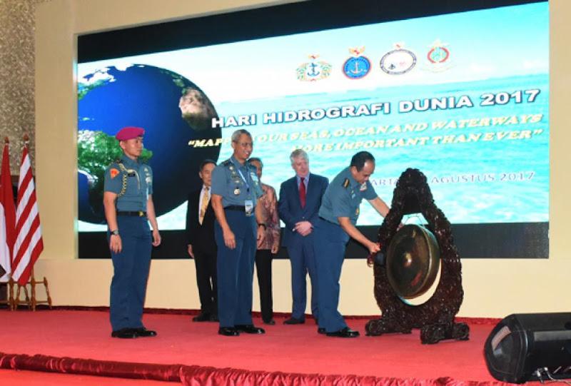 PUSHIDROSAL : Seminar Internasional Hari Hidrografi Indonesia 2017
