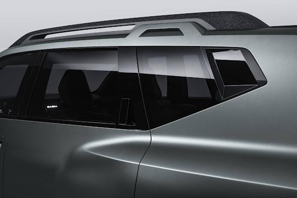 Dacia Bigster antecipa novo SUV acima do Duster