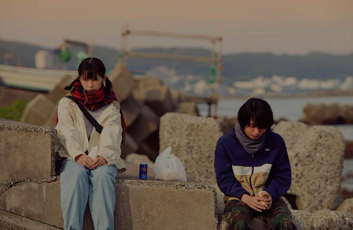 La chica a la orilla del mar (Umibe no Onnanoko) live-action film