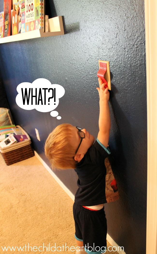 Child Proof Light Switch