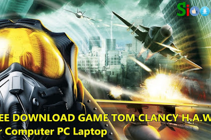 Get Free Download Game Tom Clancy HAWX 1 for Computer PC or Laptop