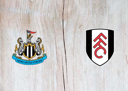 Newcastle United vs Fulham -Highlights 19 December 2020