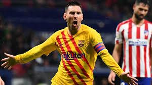 Atletico Madrid 0-1 Barcelona laliga highlight