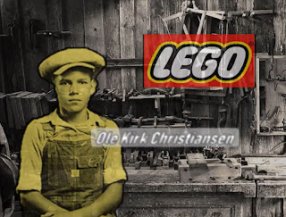La Historia de LEGO, para los niños y jóvenes con mentalidades creativas.