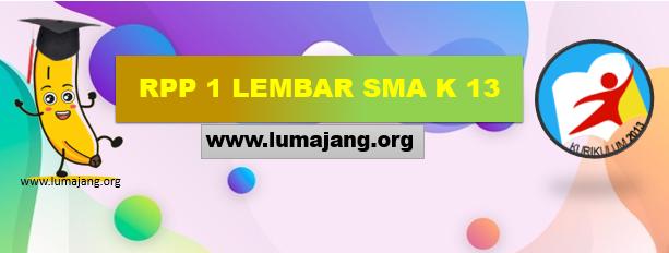 Dalam persiapan untuk melaksanakan acara mencar ilmu Guru Online :  Contoh RPP 1 Lembar Sekolah Menengan Atas / Sekolah Menengah kejuruan MA K13