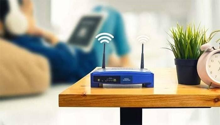 penempatan router yang benar