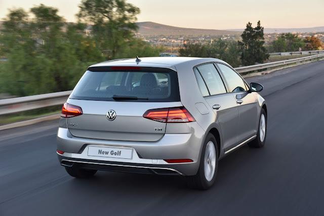 VW Golf Comfortline 2018