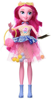 My Little Pony Equestria Girls Deluxe Pinkie Pie Fashion Doll