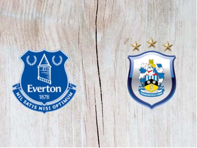 Everton vs Huddersfield - Highlights 01 September 2018