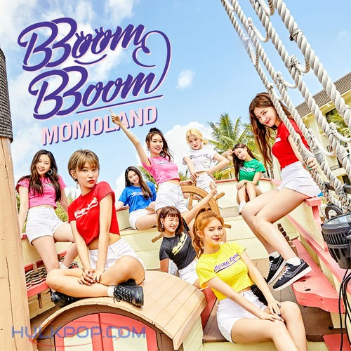 MOMOLAND – BBoom BBoom -Japanese Ver.- – EP (ITUNES PLUS AAC M4A)
