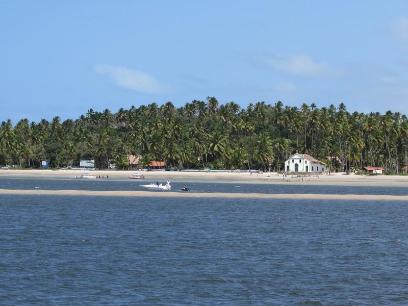 De Recife a Praia dos Carneiros