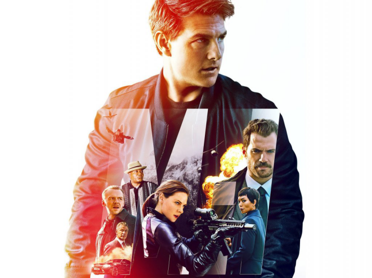 Mission Impossible FallOut Trailer Reaction