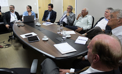 Parceria avança com pedido de credenciamento do Serviço Geológico junto ao CNPq