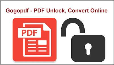 Gogopdf- PDF converter