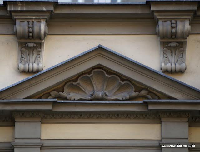 Warszawa Warsaw Władysław Marconi Śródmieście architektura