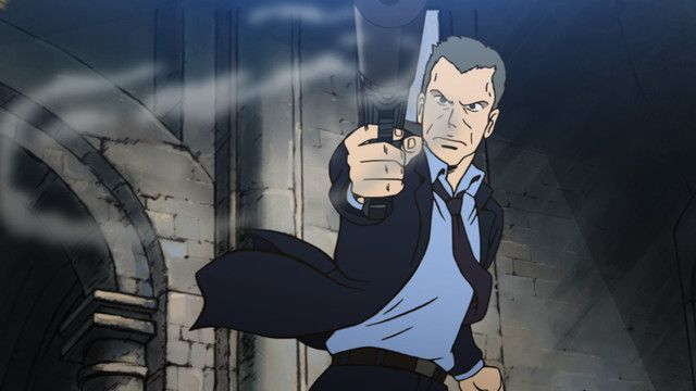 Lupin The Third Episode 4 Translated