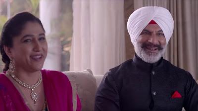Pavan Malhotra HD Walllpaper In Mubarakan Movie