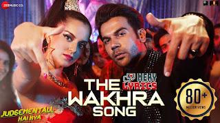 The Wakhra Song - Lyrics