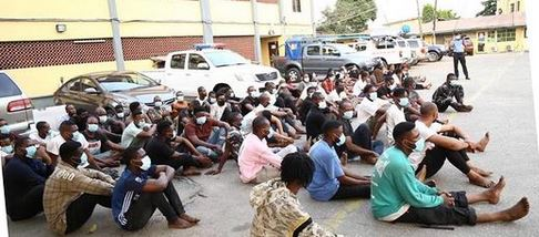 Corona Virus, Police Arrest  71 Lagoscian For Violating Covid-19 Rules