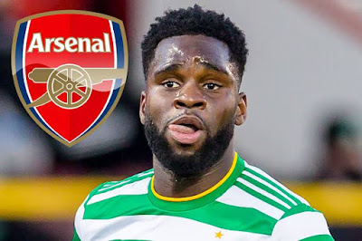 Arsenal is one of four clubs vying to sign the 43-million-euro-rated Belgian ace who lit up the Euros.