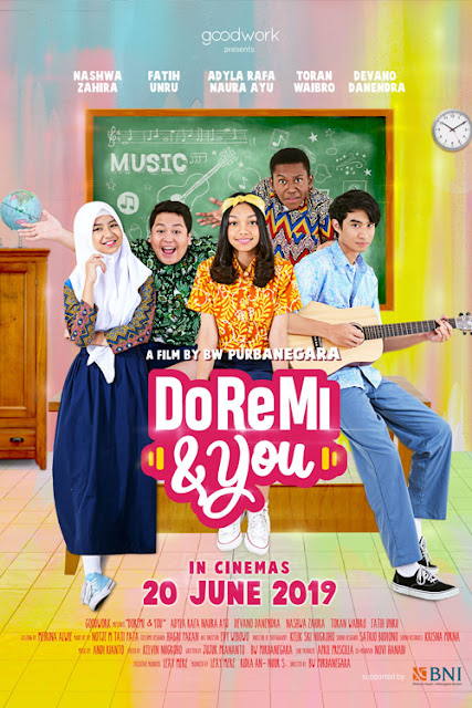 Nonton Film Doremi & You (2019) Full Movie