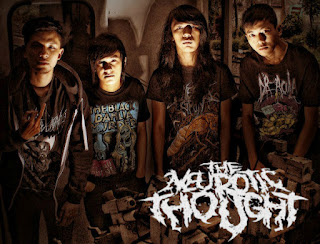 The Neurotic Thought Band Deathcore Sukabumi Jawa Barat Foto Logo Wallpaper
