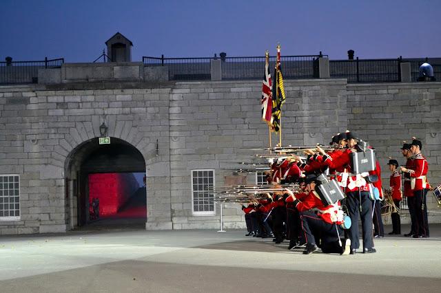Marine Barracks Washington at Fort Henry