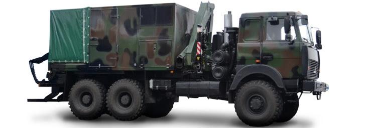 Міноборони придбало евакуаційні тягачі МАЗ на 72 мільйони