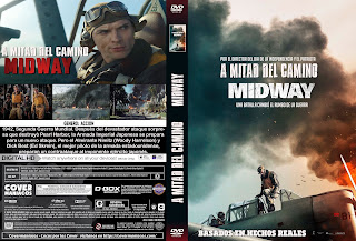 A MITAD DEL CAMINO-MIDWAY 2019[COVER DVD+BLU-RAY]