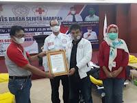 GAAS Mendukung Donor Darah Secara Kolektif