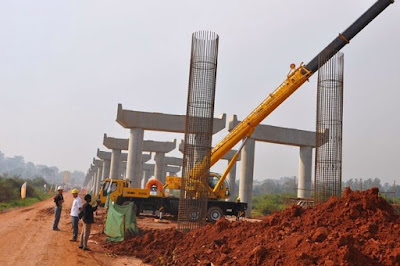 'Second Niger Bridge Now 44.6 Percent Completed'